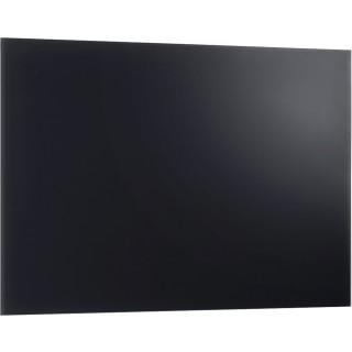 ALCO Magnetische Glastafel 40 x 60 cm schwarz