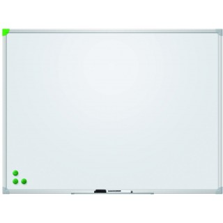 FRANKEN Magnetische Schreibtafel 160 x 120 cm weiß