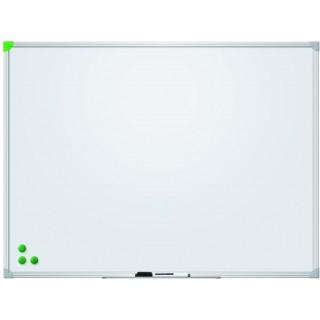 FRANKEN Schreibtafel magnetisch 120 x 80 cm weiß