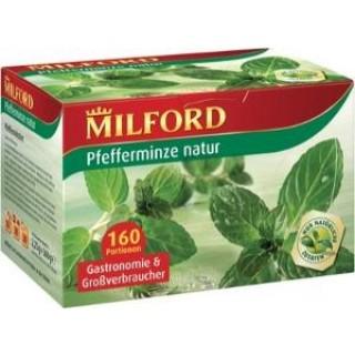 "MILFORD Tee ""Pfefferminz"" 160 Stück"