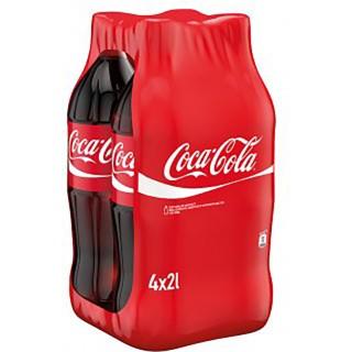 COCA COLA 2 Liter PET