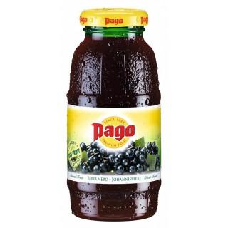 PAGO Schwarze Johannisbeere 0,2 Liter