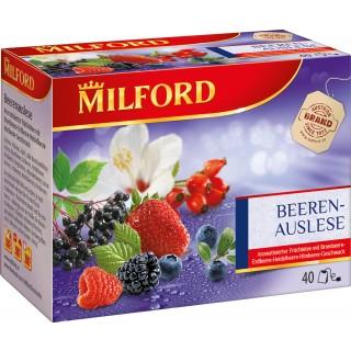"""MILFORD Tee """"Beerenauslese"""" 40 Stück"""