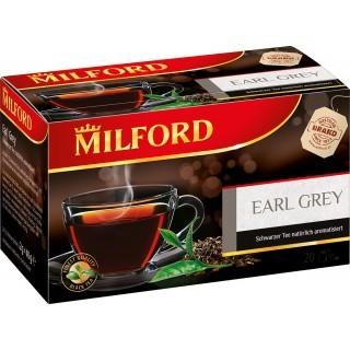 "MILFORD Tee ""Earl Grey"" 20 Stück"