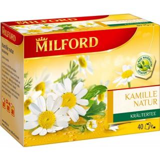 "MILFORD Tee ""Kamille Natur"" 40 Stück"