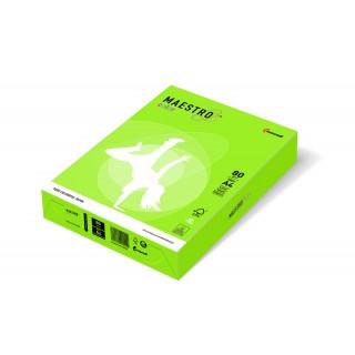MAESTRO Color intensiv Kopierpapier A4 160 g/m² 250 Blatt lindengrün