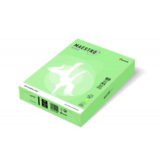 MAESTRO Color pastell Kopierpapier A3 80 g/m² 500 Blatt mittelgrün
