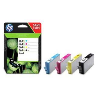 HP Tintenpatrone JN9J73AE Nr. 364XL Combo