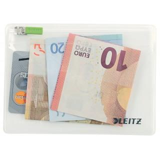 "LEITZ Traveller Zip-Beutel ""Complete"" XS 2 Stück transparent"