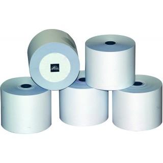 OMEGA Thermorollen 10 Rollen BPA-frei 57 x 30 x 12 mm weiß