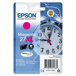 EPSON Tintenpatrone DuraBrite Nr. 27XL magenta
