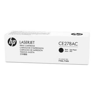 HP Toner LJ Cartridge Nr. 278AC schwarz