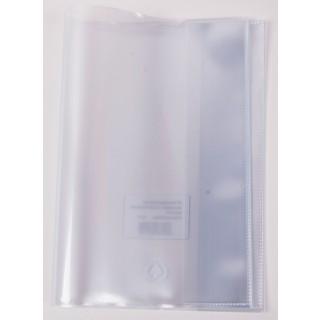 Heftschoner A5 150 µm transparent