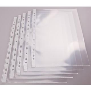 Klarsichthülle A4 glatt 100 µm 10 Stück transparent