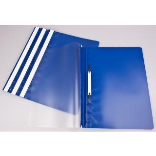 Schnellhefter A4 10 Stück blau