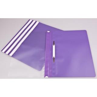 Schnellhefter PP A4 10 Stück violett