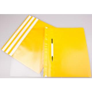 Schnellhefter A4 10 Stück gelb