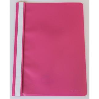 Schnellhefter PP A4 10 Stück pink