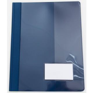 Schnellhefter 5 Stück A4 breit blau