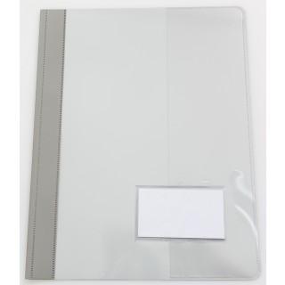 Schnellhefter A4 PVC 5 Stück grau