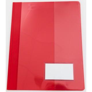 Schnellhefter A4 PVC 5 Stück rot