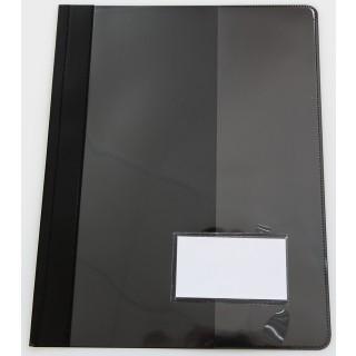 Schnellhefter A4 PVC 5 Stück schwarz