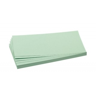 FRANKEN Moderationskarten 20,5 x 9,5 cm rtün