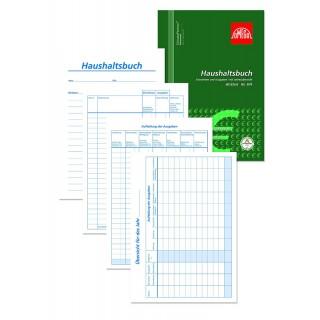 OMEGA Haushaltsbuch 901 A5 hoch 1 x 40 Blatt