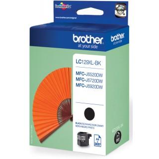 BROTHER Tintenpatrone LC-129XLBK black *L