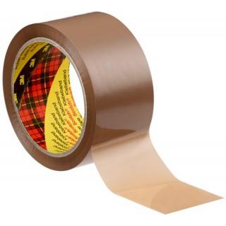 SCOTCH Verpackungsklebeband 305 1 Rolle 50 mm x 66 m braun