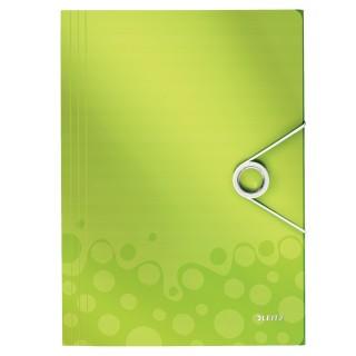LEITZ Eckspannermappe WOW 4599 grün