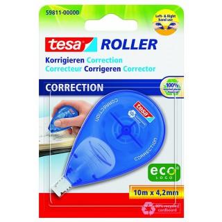 TESA Einweg-Korrekturroller 4,2 mm
