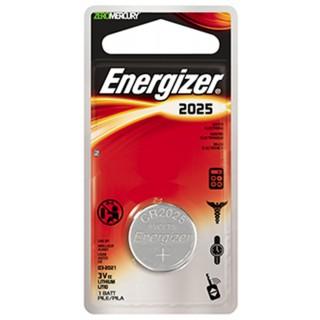 ENERGIZER Knopfbatterie CR2025 3 Volt