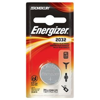 ENERGIZER Knopfbatterie CR2032 3 Volt