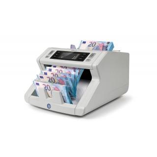 SAFESCAN Banknotenzähler 2210 mit UV-Falschgelderkennung grau