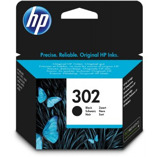 HP Tintenpatrone Ink.Nr. 302 black