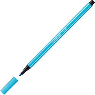 STABILO Filzstift Pen 68 1 mm azurblau