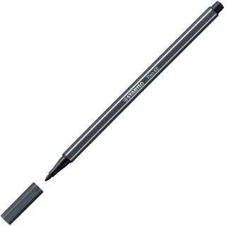 STABILO Filzstift Pen 68 1 mm schwarzgrau