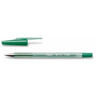 PILOT Kugelschreiber 2025 BP-S grün