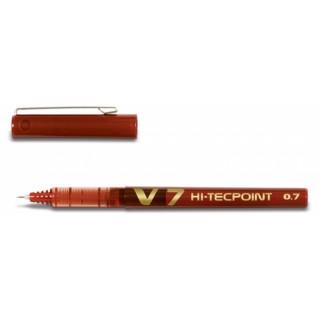 PILOT Tintenroller 2228 Hi-Tecpoint V7 0,4 mm rot