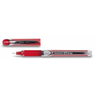 PILOT Tintenroller 2206 Hi-Tecpoint V5 Grip 0,3 mm rot