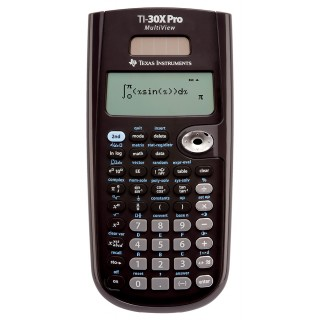 TEXAS INSTRUMENTS Schulrechner 30X Pro MultiView