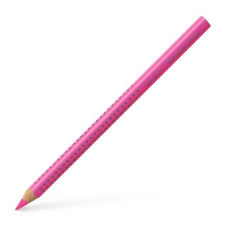FABER CASTELL Trockentextmarker Jumbo Grip Neon rosa