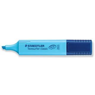 STAEDTLER Textmarker 364 1-5 mm blau