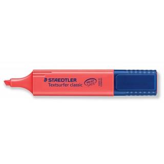 STAEDTLER Textmarker 364 1-5 mm rot