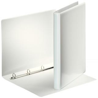 ESSELTE Ringbuch Panorama 4-Ring 16 mm weiß