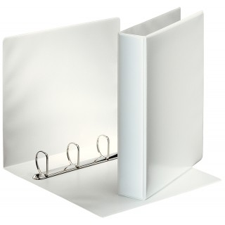 ESSELTE Ringbuch Panorama 4-Ring 40 mm weiß