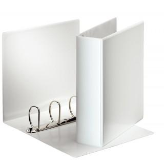 ESSELTE Ringbuch Panorama 4-Ring 60 mm weiß