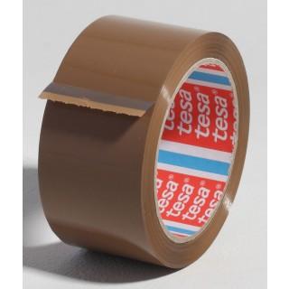 TESA Verpackungsband 50903 66 m x 50 mm 3 Stück braun