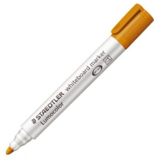 STAEDTLER Whiteboardmarker Lumocolor 351B mit Keilspitze 2-5 mm orange